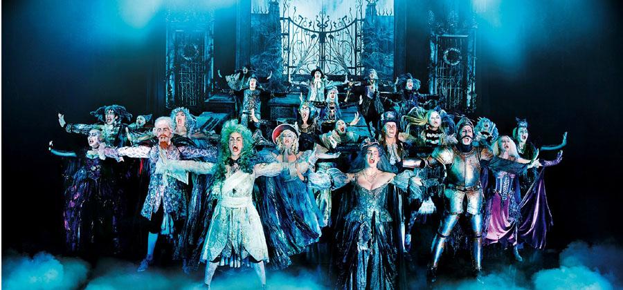 © Stage Entertainment | Tanz der Vampire