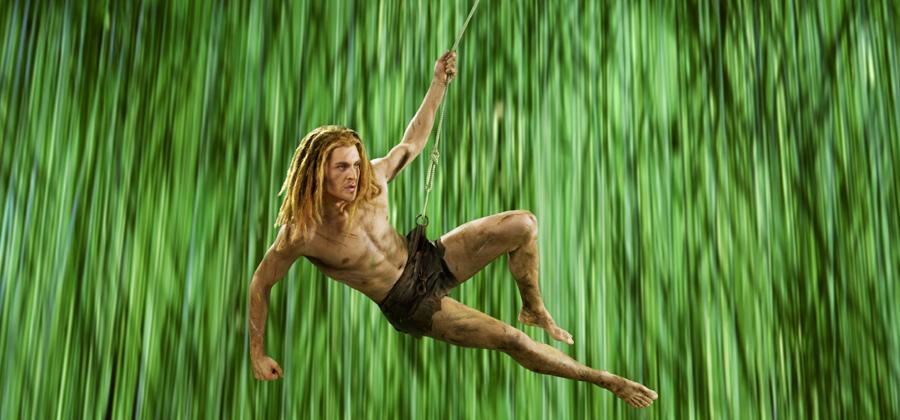 © Stage Entertainment | Tarzan