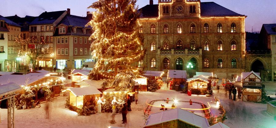 Weimarer Weihnachtsmarkt